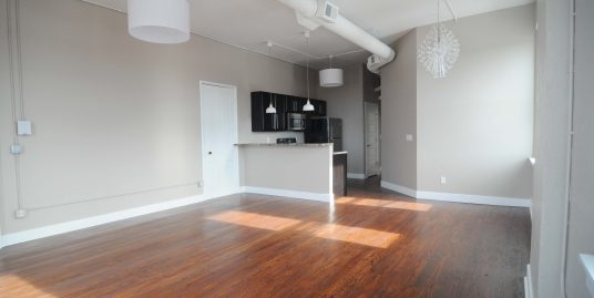 Market District Loft (Apt B)